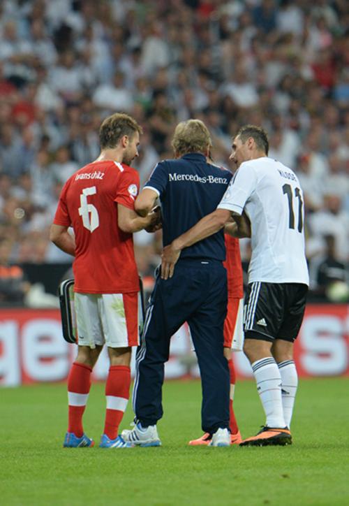 Klaus Eder,Andreas Ivanschitz,Miroslav Klose
