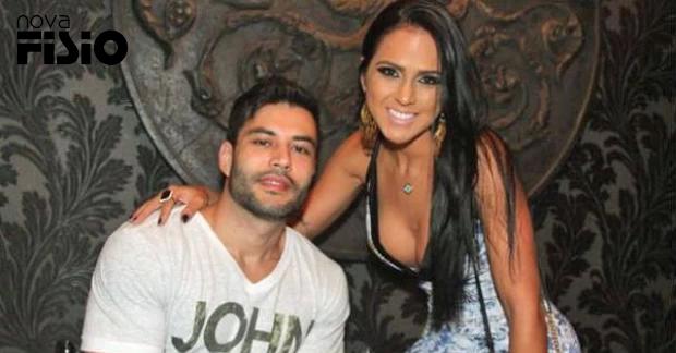 Dai Macedo e o namorado Rafael Magalhães posam para foto: o fato de ele ser cadeirante repercutiu entre os internautas (Foto: Reprodução/Instagram/Dai Macedo)