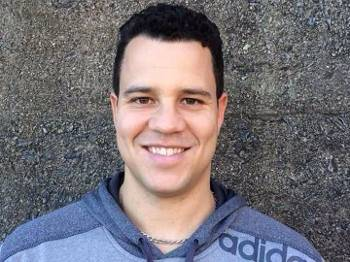 Alessandro Oliveira, fisioterapeuta dos Nets