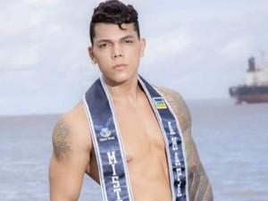 Modelo Sérgio da Silva é suspeito de homicídio em Macapá (Foto: Divulgação/Polícia Civil)